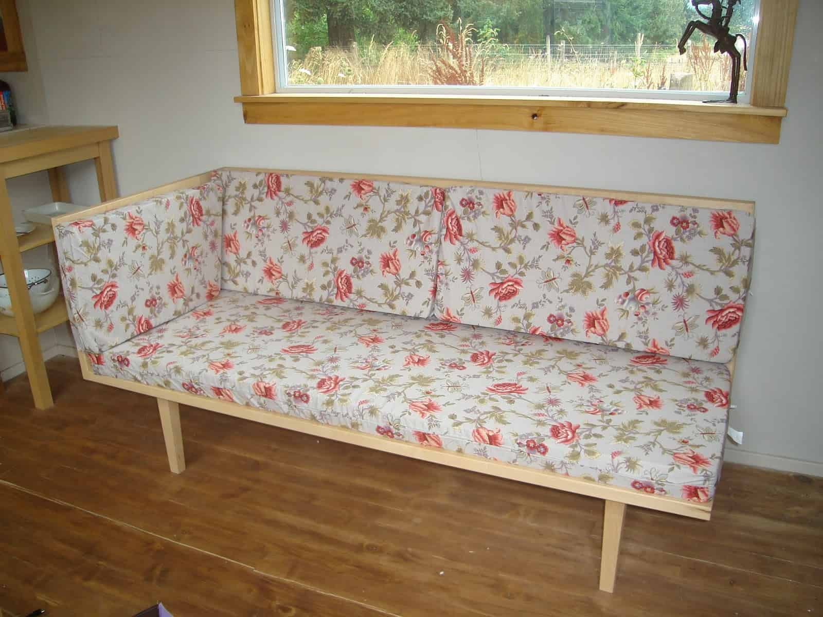 Building A Non Toxic Sofa My Chemical