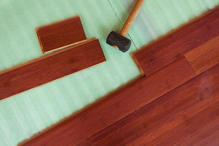 Non Toxic Flooring Underlayment My, Best Underlay For Laminate Flooring On Concrete Uk